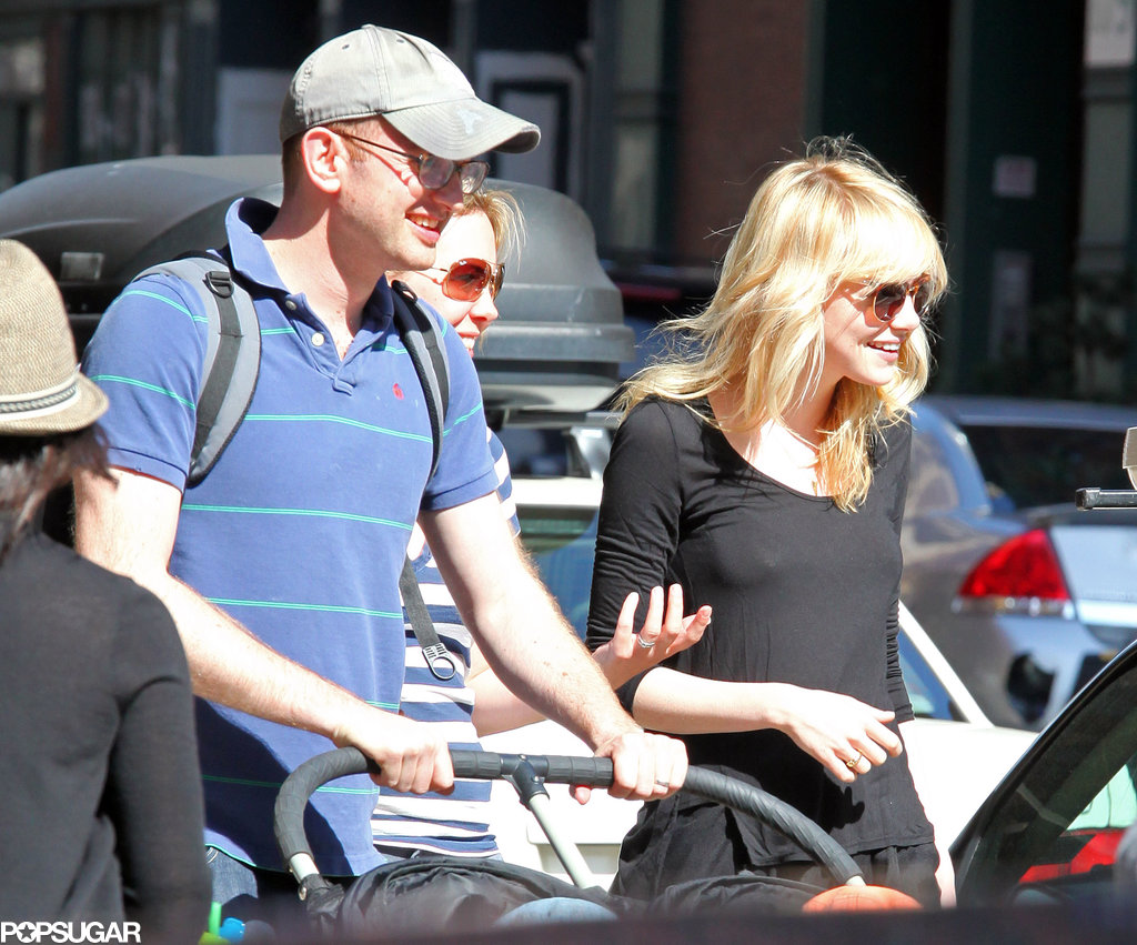 Family Ties: Emma Hangs With Andrew's Brother and Kids