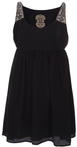 Fix Design pleated a-line dress