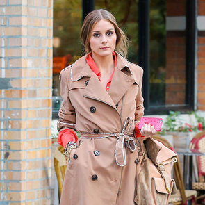 Olivia Palermo FIlming New Reality Show   Video