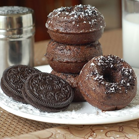 Baked Doughnut Recipes
