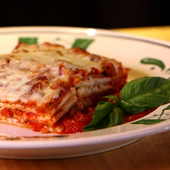 Olive Garden Recipes: Olive Garden's Lasagna Recipe