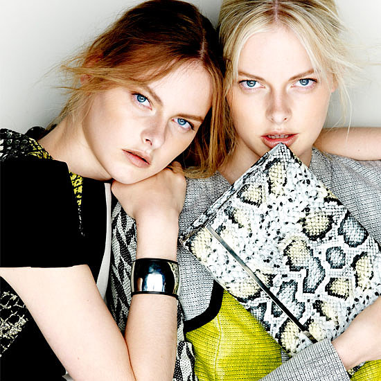First Look: Cue Spring 2013 Campaign with Luijendijk Twins