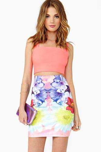 Paradise Found Skirt