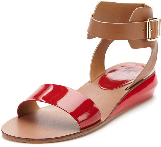 Genna Wedge Sandal