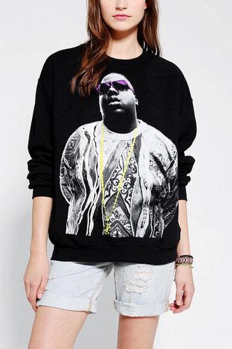 Biggie Portrait Sweatshirt