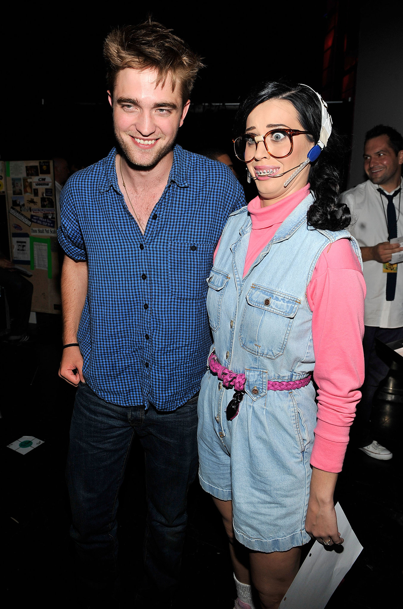 Katy Perry is close friends with Robert Pattinson, and she reportedly provided him with a shoulder to lean on when he broke up with Kristen Stewart.