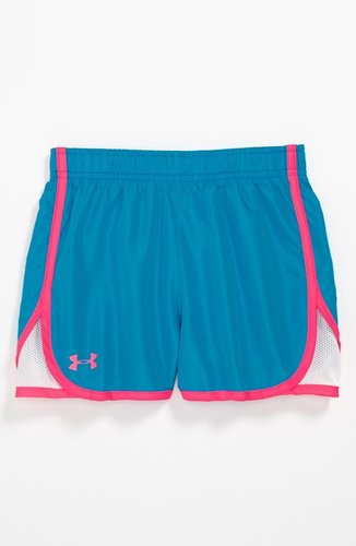 Under Armour 'Escape' Shorts (Little Girls)