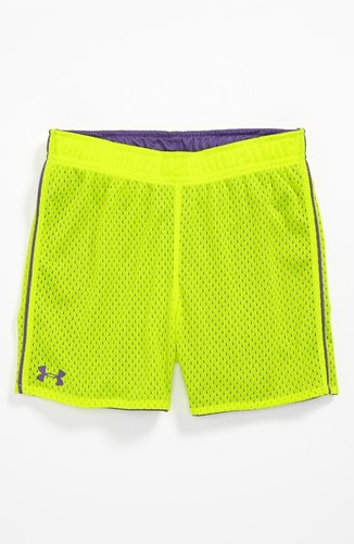 Under Armour Reversible Shorts (Little Girls)