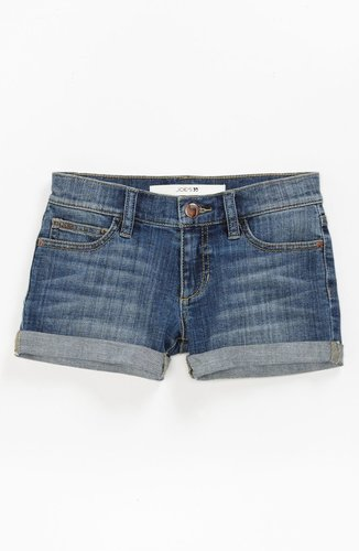Joe's Roll Cuff Shorts (Little Girls & Big Girls)