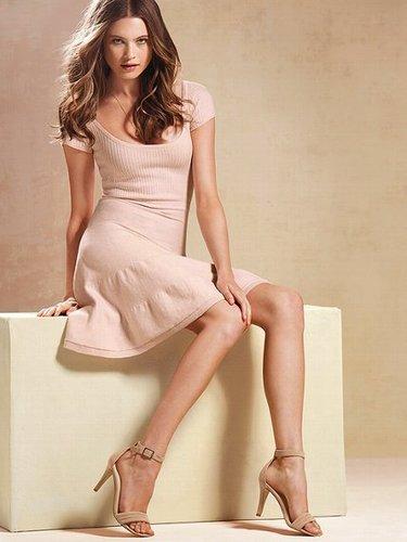 VS Collection Mid-heel Sandal