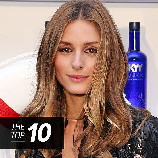Olivia, Miranda And Nicole Lead This Week's Top 10 Celebrity Beauty Looks!