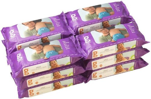 gDiapers gWipes Baby Wipes Refill 840ct.