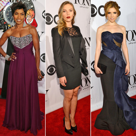 Who Wore What: Tony Awards