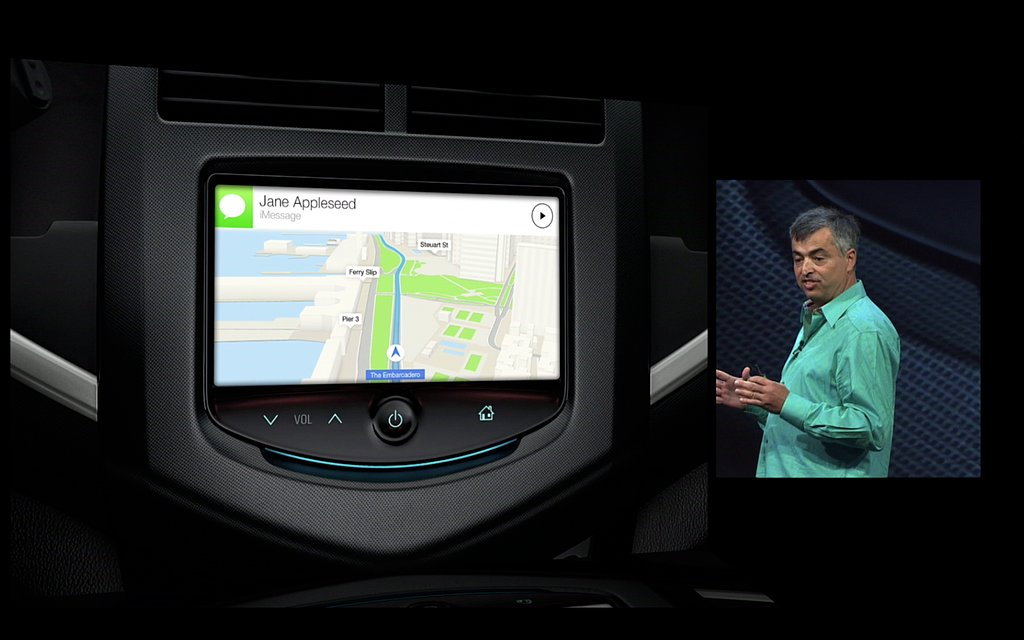 Feature: iOS Car Integration