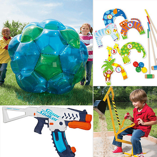 10 And Up For Outdoor Toys : Backyard toys for summer popsugar moms