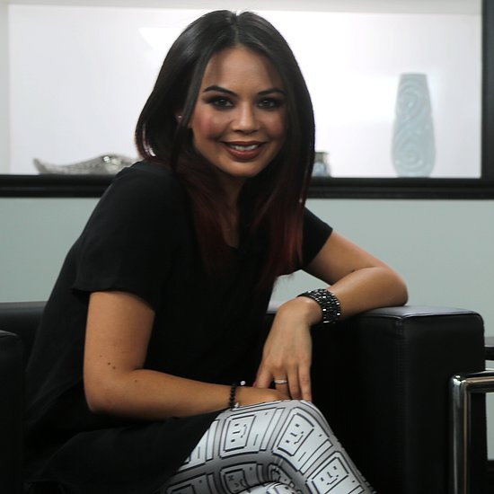 Janel Parrish Interview For Pretty Little Liars | Video