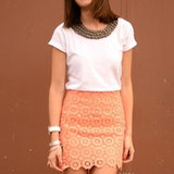Coral-Colored Clothing For Summer 2013 | Shopping