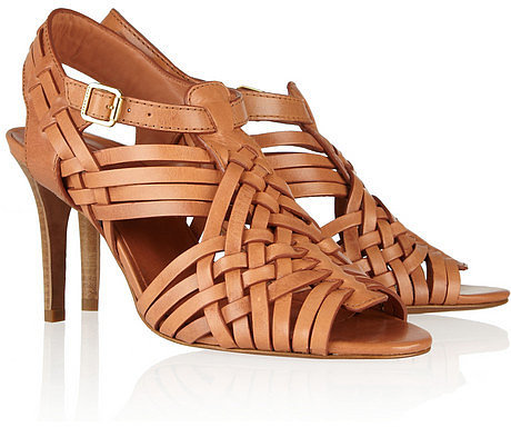 Tory Burch Nadia woven leather sandals