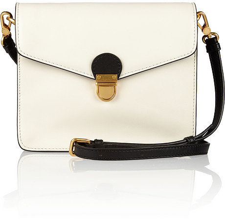 Marc by Marc Jacobs Cricket two-tone leather shoulder bag