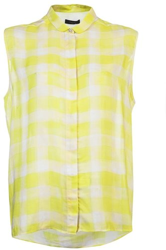 Paul Smith Sleeveless print shirt