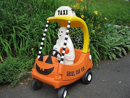 A Spooktacular Halloween Coupe