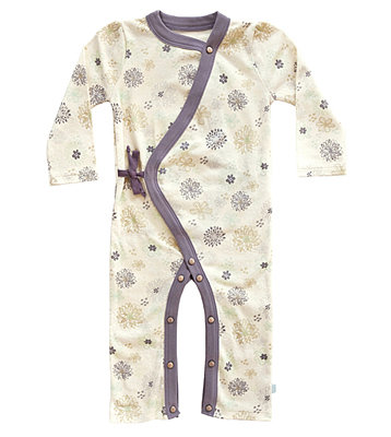 Finn + Emma Floral Coverall | 25 Adorable Outfits For Baby ...