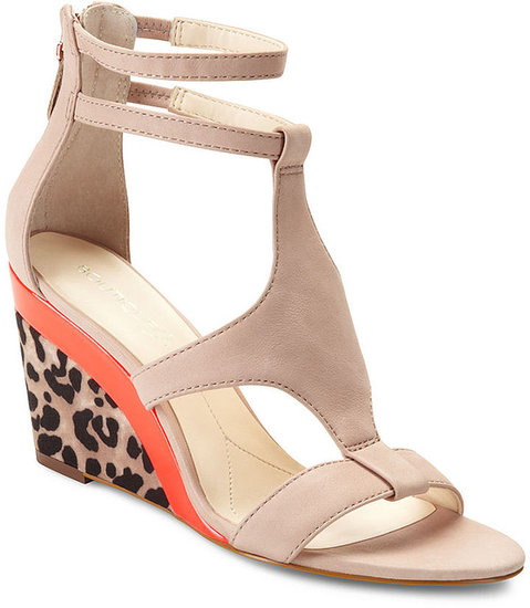 Boutique 9 Shoes, Petruchio Mid Wedge Sandals