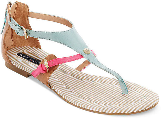 Tommy Hilfiger Shoes, Baran Flat Thong Sandals