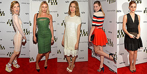 The Style Set Step Out for The Bling Ring NYC Screening