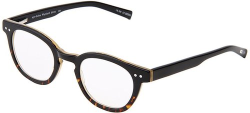 eyebobs - Waylaid Readers (Black Demi) - Eyewear