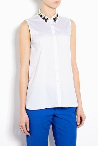 Elizabeth and James Jayna Sleeveless Shirt
