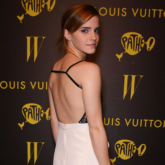 Ringleader: See Emma Watson's Charming Promotional Style