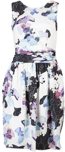 3.1 Phillip Lim Sleeveless wrapped dress