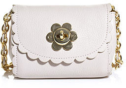 Mulberry Flower lock cross-body bag