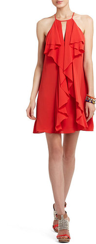 Hattie Short Ruffle Dress