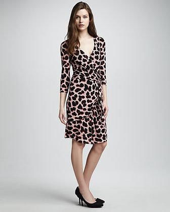 Alice by Temperley Felicity Leopard-Print Dress