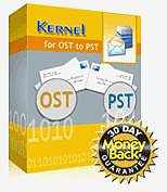 OST to PST Tool
