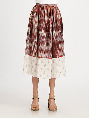 Elizabeth and James Grant Midi Skirt