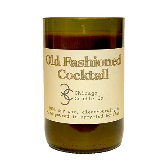 Not one for floral candle scents? Chicago Candle Co. has a line of cocktail-inspired candles, including its Old Fashioned Cocktail ($28), which smells of rich bourbon, tangy orange, and a touch of cherry. It's perfect for guys or girls.