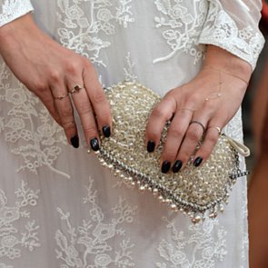 Celebrity Winter Colour Manicures