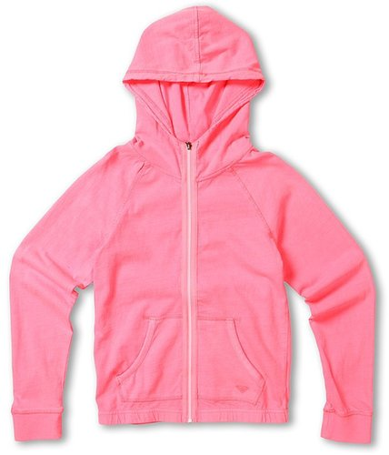 Roxy Kids - Sun Goddess Hoodie (Big Kids) (Bubble Gum) - Apparel