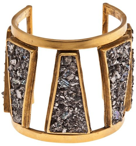 Lady Grey Trapezium cuff