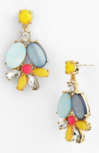 Kate Spade New York 'bungalow Bouquet' Cluster Drop Earrings