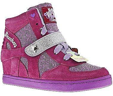 Skechers® Hydee Wedge Hi-Tops