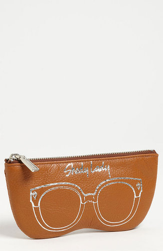 Rebecca Minkoff 'Shady Lady' Leather Sunglasses Case