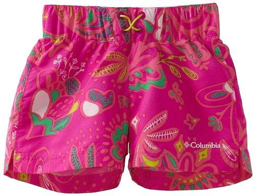 Columbia Girls 7-16 Splash Seeker Boardshort