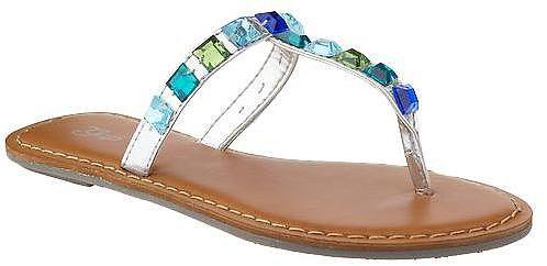 Gem thong sandals