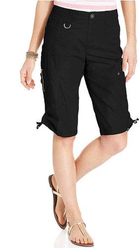 Style&co. Shorts, Cargo Bermuda