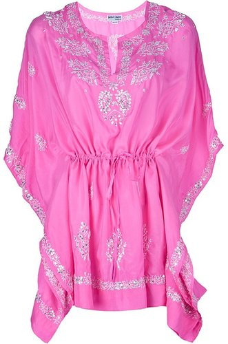 Juliet Dunn sequin detail kaftan