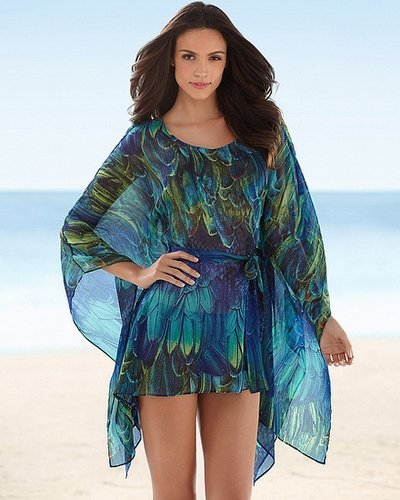 Natori Paradise Caftan Swim Cover Up